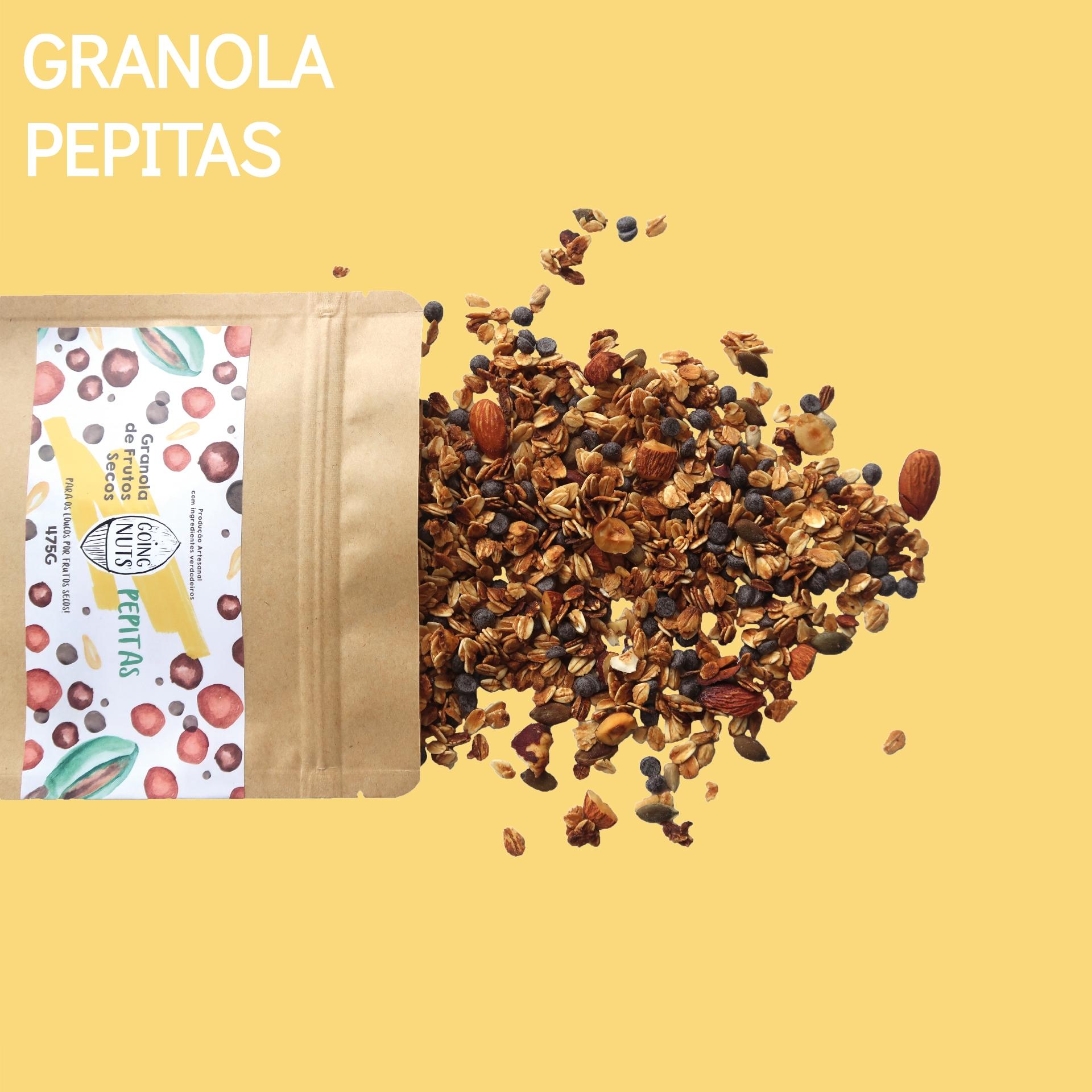 Granola Pepitas | 475G