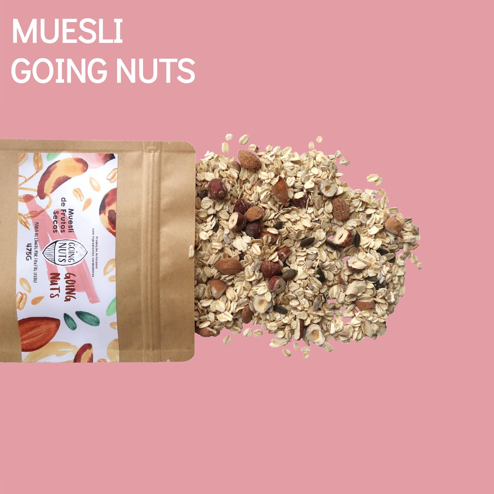 Muesli Going Nuts | 475G