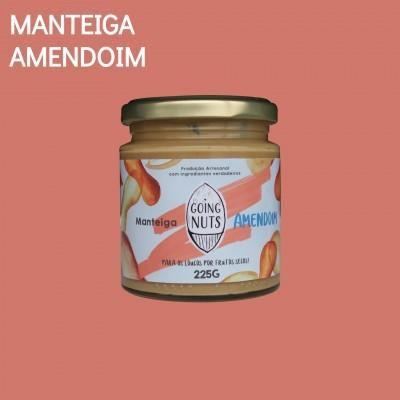 Manteiga Amendoim   225G