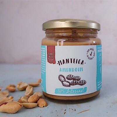 Manteiga Amendoim | 225 Gr.