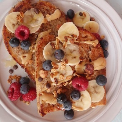 French Toast Going Nuts
