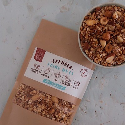Granola Going Nuts