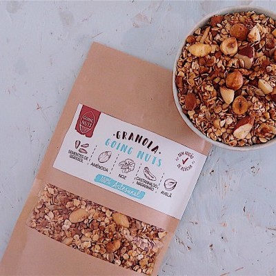 Granola Going Nuts | 250 Gr.