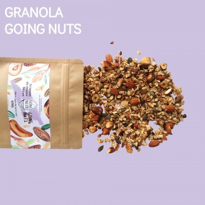 Granola Going Nuts | 475G
