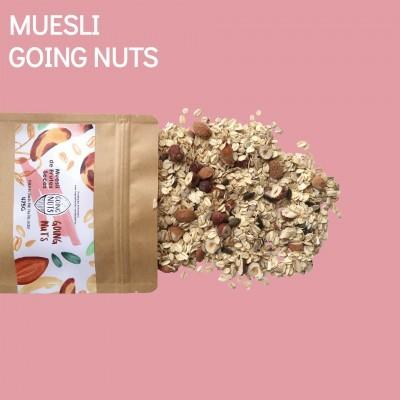 Muesli Going Nuts   475G