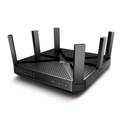 Router TP-Link AC4000 Tri-Band Wi-Fi MU-MIMO, 1625Mbps, 5 Gigabit, 6 antenas