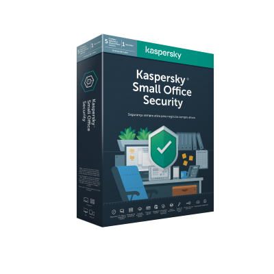 Software KasperskySmallOfficeSecurity 7 5PCs + 1 File Server BOX
