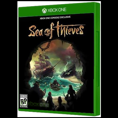Game Microsoft XBOX ONE Sea of Thieves PT - GM6-00016