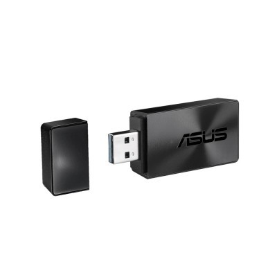 Adaptador ASUS USB AC1300 Dual-band Wireless 867/400Mbps - USB-AC54 B1