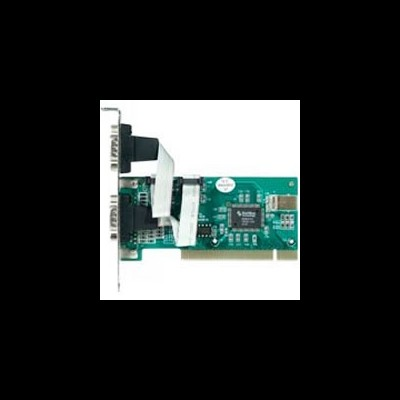 Placa LONGSHINE 2 Serie PCI Low Profile - LCS-6021-LP