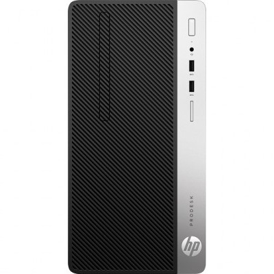 PC HP ProDesk 400G6 MT i5-9500, 8GB, 1TB HDD, DVD-RW, Win10 Pro 64bit, 1yr Wty