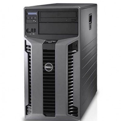 Servidor DELL PowerEdge T610 XEON 2xL5640 8Gb 2x300Gb SAS 2xFonte Redundante - ECOWSDELLT610_8