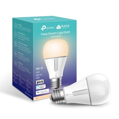 Lampada TP-Link Kasa Smart LED Bulb, Dimmable - KL110