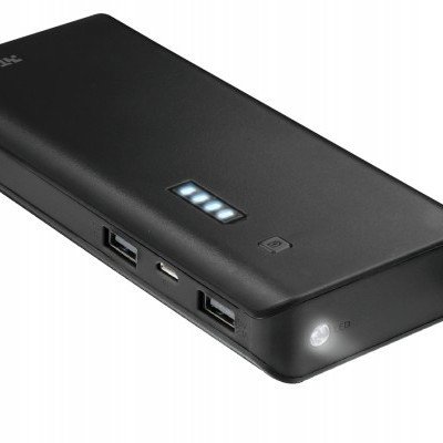Powerbank TRUST Primo 10.000 mAh Black - 22751