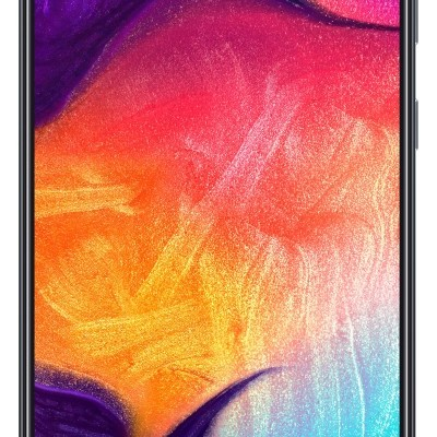 "Samsung Galaxy A50 6.4"" 128GB 25MP/8MP/5MP Android 9.0 (Pie)  Preto"""