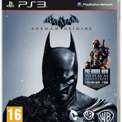 JOGO ESSENTIALS : BATMAN ARKHAM ORIGINS PS3