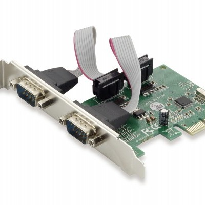 Placa CONCEPTRONIC PCI Express Card 2-Port Serial - SRC01G