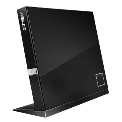 BluRay Writer + DVDRW Asus Externo Slim USB 3.1, USB Type C -SBW-06D5H-U/BLK/G/AS/P2G