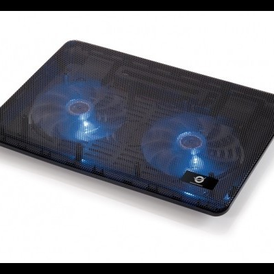 Base Conceptronic 2-Fan Notebook Cooling Pad - CNBCOOLPAD2F