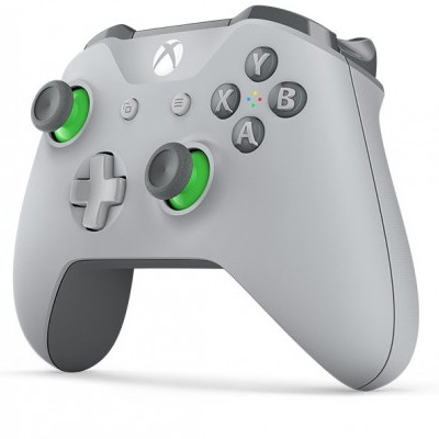 Comando MICROSOFT XBOX ONE WL GREY/GREEN - WL3-00061