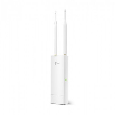 Access Point Enterprise TP-LINK 300Mbps Wireless N Outdoor 300Mbps - EAP110