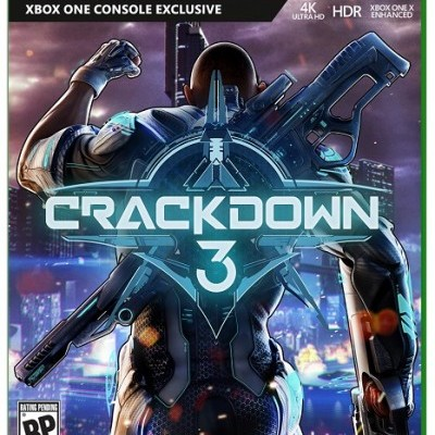 Game MICROSOFT XBOX ONE Crackdown 3 - 7KG-00012