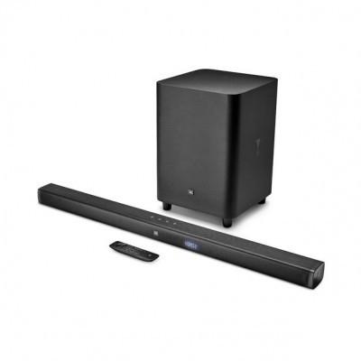 Coluna JBL BAR 3.1 Bluetooth 450W SoundBar