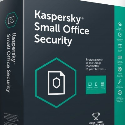 Kaspersky Small Office Security for 7-Mob device  7-Desktop  1-FS  1 year Renewal Lic. Pack