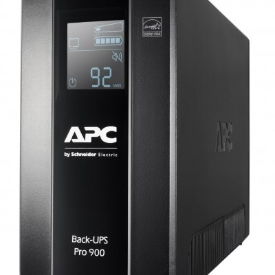 UPS APC Back UPS Pro BR 900VA, 6 Outlets, AVR, LCD Interface