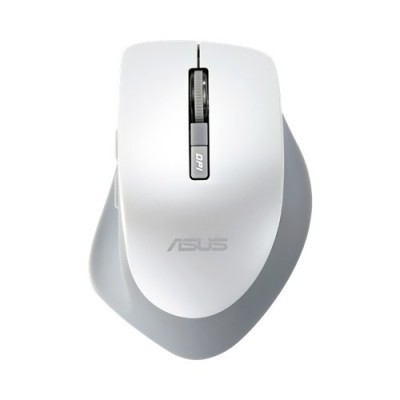 Rato ASUS Wireless Optical 1600dpi c/Scroll Branco- WT425