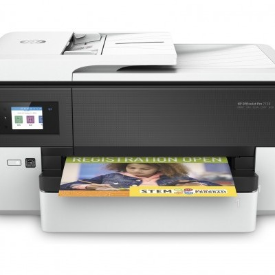 Impressora HP OfficeJet Pro 7720 All-in-one A3