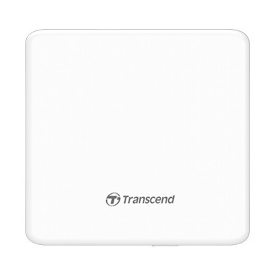 DVD+/-RW TRANSCEND 8x Externo Extra Slim(13.9mm) White USB