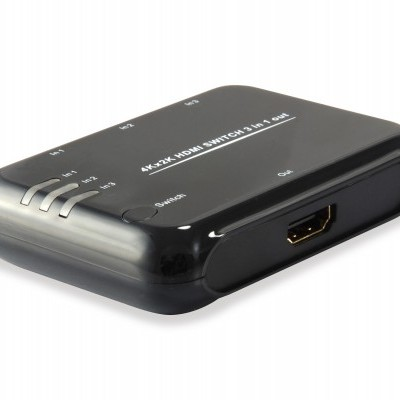 Video Splitter EQUIP HDMI 1.4 Switch 3x1 - 332721