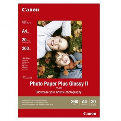 Photo Paper Plus PP-201 A4 (20 folhas) - 2311B019