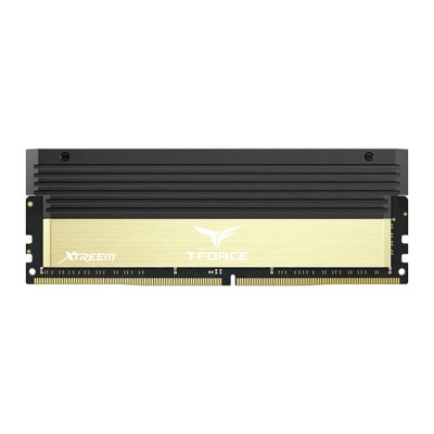 Dimm Team Group T-Force Xtreem 2x8GB DDR4 4000Mhz CL18 - Golden