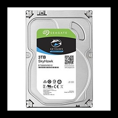 Disco 3.5 3TB SEAGATE SkyHawk 256Mb SATA 6Gb/s 59rp-Video Vigilancia