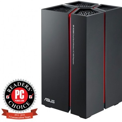 ASUS AccessPoint/Repeater Wireless AC1900 - RP-AC68U