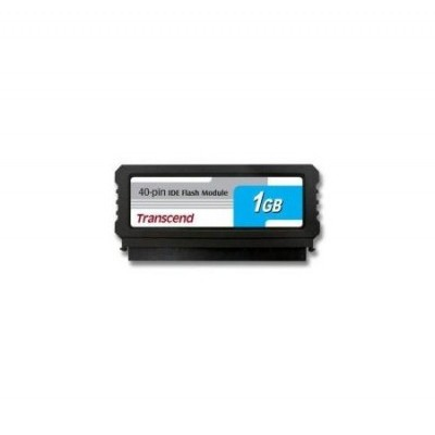 Modulo Flash TRANSCEND 1GB PATA (IDE) 40Pin Vertical