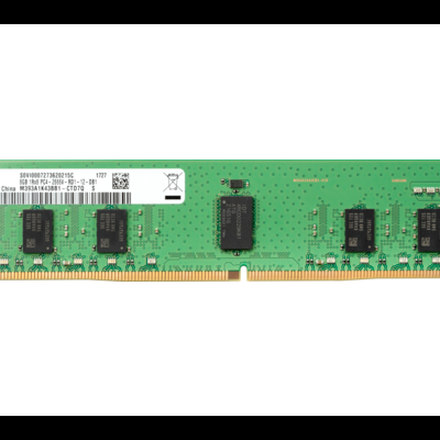 Dimm HP 8GB DDR4-2666 (1x8GB) ECC RegRAM