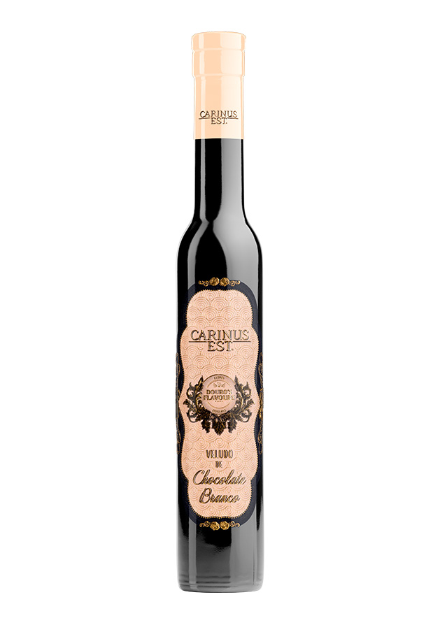 Licor Carinus Est Chocolate Branco 200ml