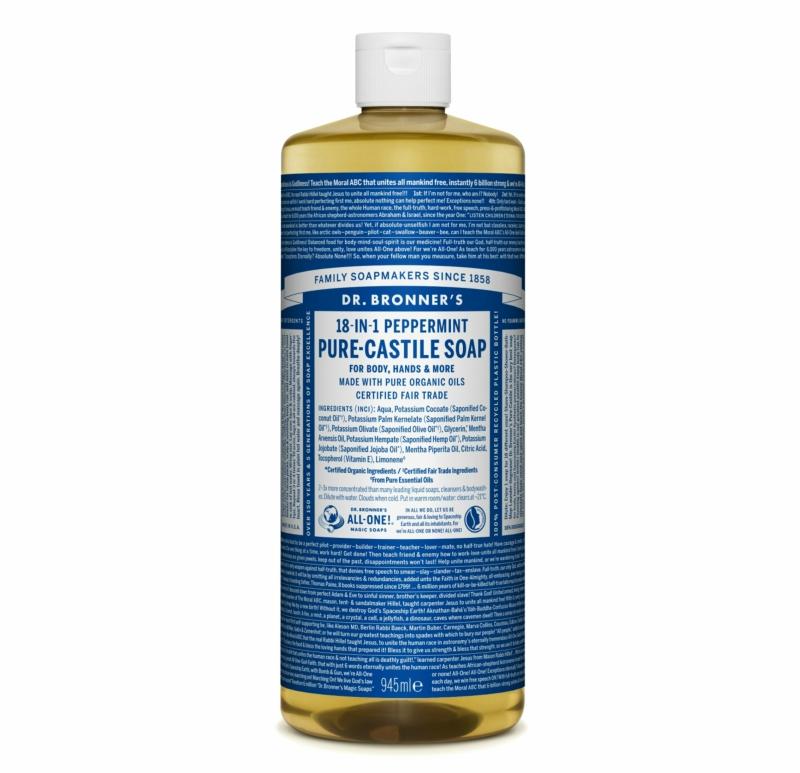 Dr Bronner's Sabonete Líquido Biológico 945ml