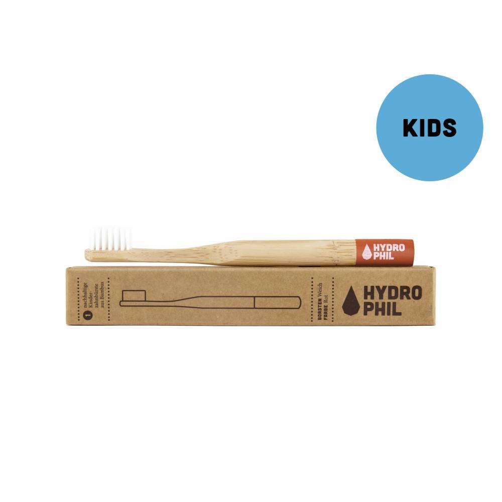 Escova de Dentes em Bamboo   Criança