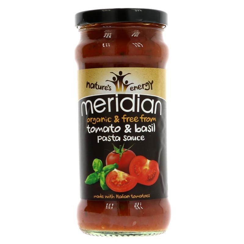 Molho de Tomate e Manjericão | Meridian