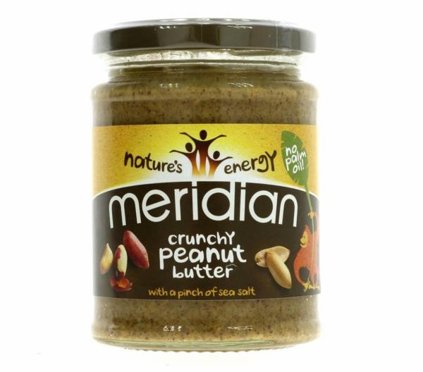 Manteiga de Amendoim Pedaços com sal | Meridian