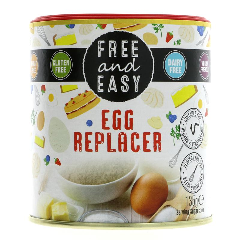Egg replacer (substituto de ovo)
