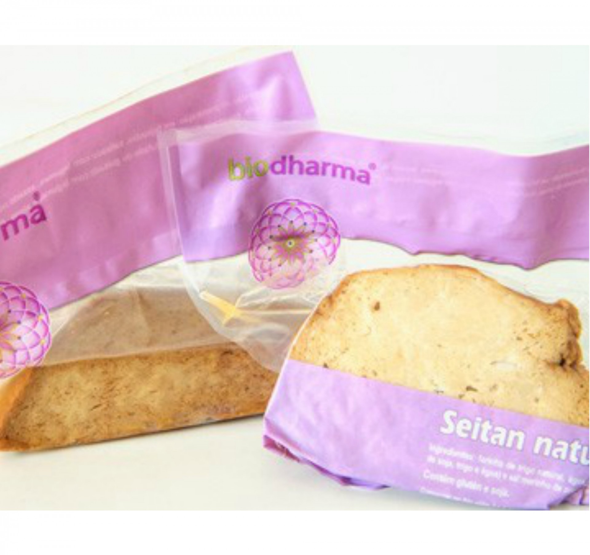 Seitan Natural 500 grs | Biodharma