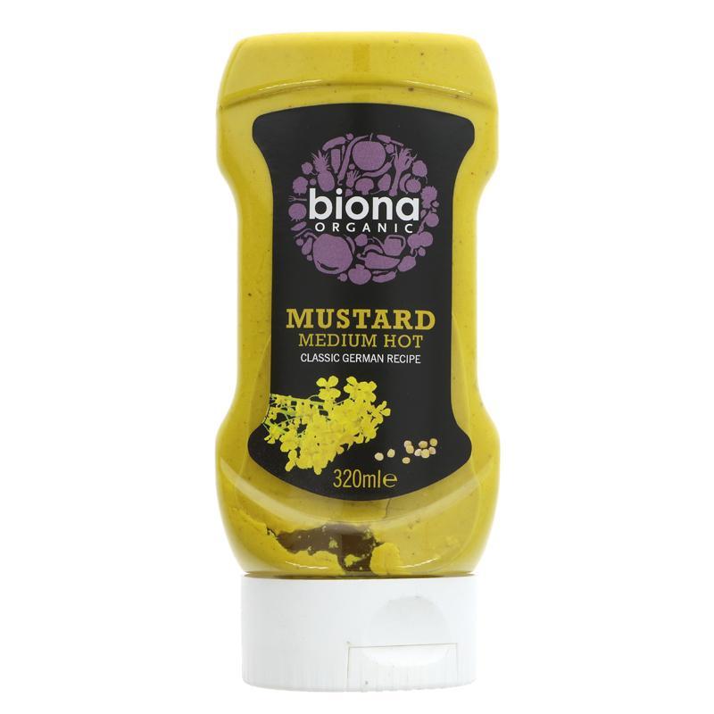 Mostarda (medium hot) | Biona