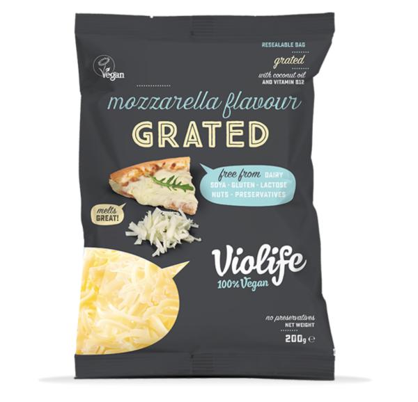 Queijo Mozzarella Ralado | Violife