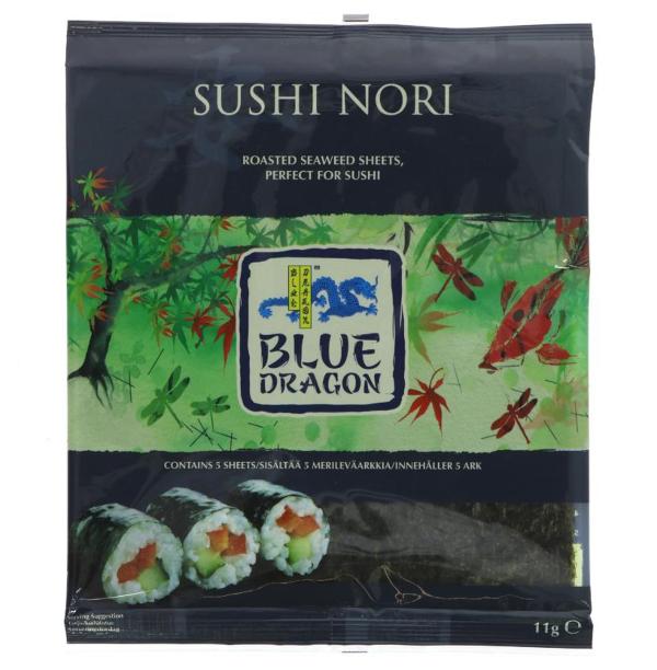 Alga Nori p/ Sushi