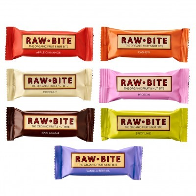 Barras Raw Bite